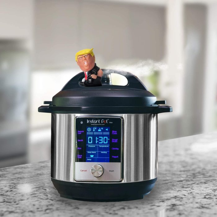 Yolococa Steam Diverter,Trump Steam Release Diverter,Cupboards/Cabinets Savior,Steam Diverter Pressure Release Accessory Compatible with Duo/Smart/Ultra Instant Pot,Not fit Lux (Pop Trump)