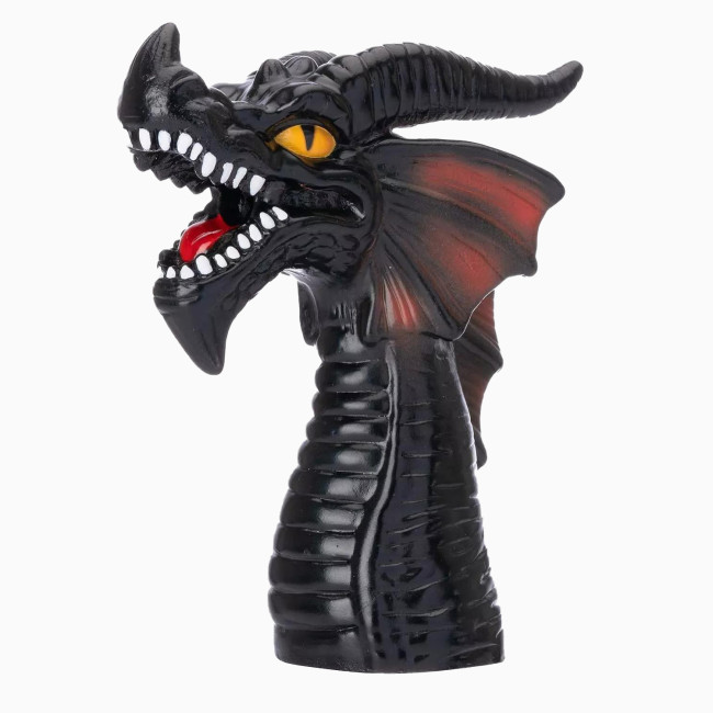 Yolococa Steam Release Angry Boss Diverter For Instant pot Cupboards/Cabinets protector 360° Redirect Silicone Kitchen Accessory (Angry Boss) (Black Dragon)