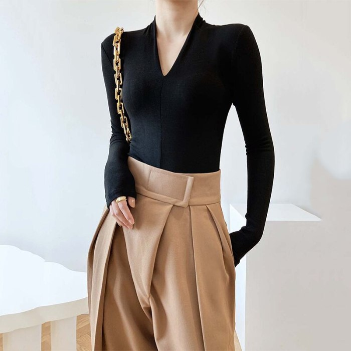 Vintage Brown Thicken Suit Pants For Women Autumn Winter Fashion High Waist Straight Harajuku Harem Trousers 2020 Korean Clothes