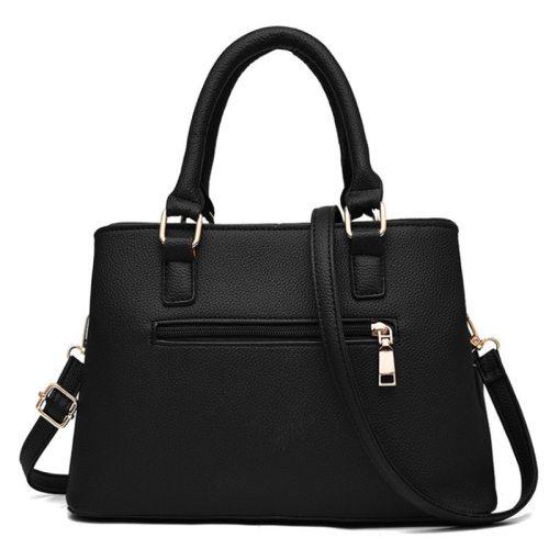 Women's Hot Selling Wild Brand Female Leather Handbag 2020 New European and American Simple Fashion Single Shoulder Cross Bag