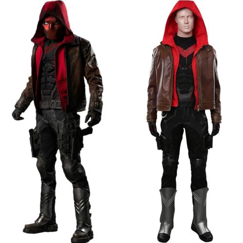 Titan Staffel 3 Jason Todd Cosplay Kostüme Halloween Karneval Outfits