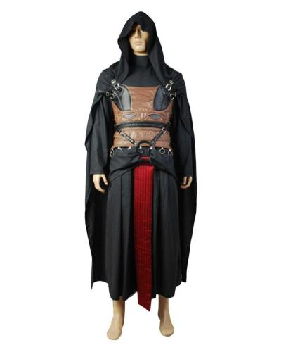 Star Wars Darth Revan Cosplay Kostüm Deluxe Version Maßfertig