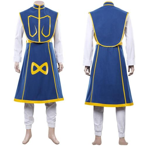 Anime Hunter × Hunter Kurapika Juvenile Cosplay Kostüm Halloween Karneval Outfits