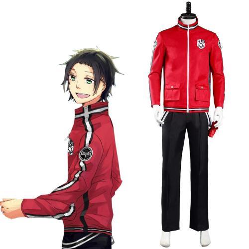 World Trigger Arashiyama Unit Tai Cosplay Kostüm Halloween Karneval Uniform