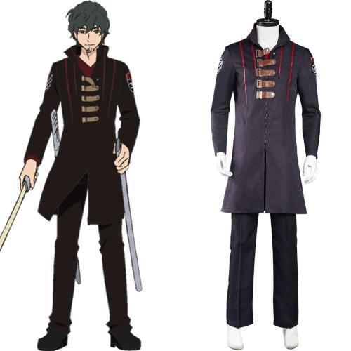 World Trigger Tachikawa Unit tai Cosplay Kostüm Halloween Karneval Uniform