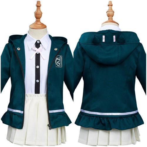 Super Danganronpa Chiaki Nanami Uniform Halloween Karneval Outfits für Kinder