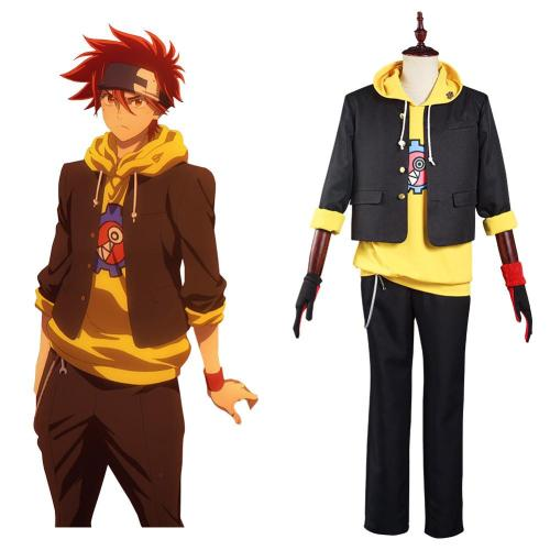 SK8 Infinity Reki Outfits Halloween Halloween Karneval Cosplay Kostüm