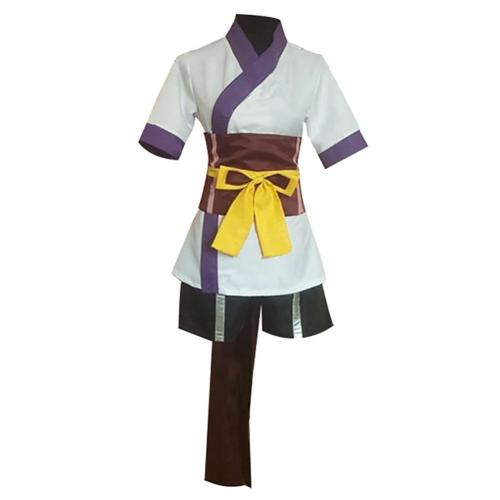 Hunter x Hunter Machi Cosplay Kostüm Halloween Karneval Uniform