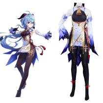 Genshin Impact - GanYu Kostüm Cosplay Halloween Karneval Outfits