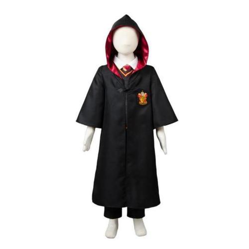 Kind Ver.Harry Potter Gryffindor Robe Uniform Harry Potter Cosplay Kostüm