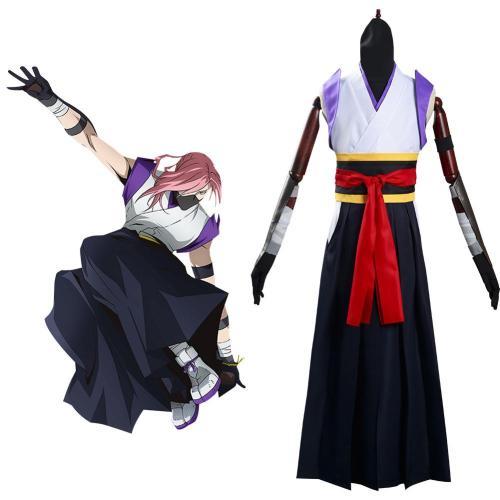 SK8 the Infinity S Cherry Blossom Cosplay Kostüm Kaoru Sakurayashiki Halloween Karneval Outfits
