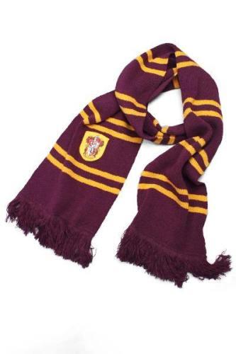 Harry Potter Gryffindor House Thicken Scarf Schal Requisite