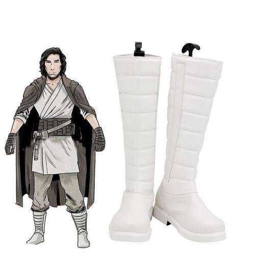 Jedi Ben Solo Stiefel Star Wars Kylo Ren Stiefel Cosplay Stiefel