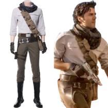 Star Wars 9 The Rise of Skywalker Teaser Der Aufstieg Skywalkers Pilot des Widerstandes Poe Dameron Cosplay Kostüm