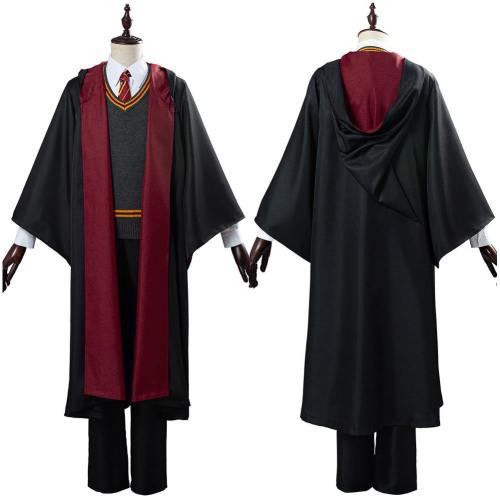 Harry Potter Schuluniform Cosplay Kostüm Gryffindor Uniform Halloween Karneval Kostüm