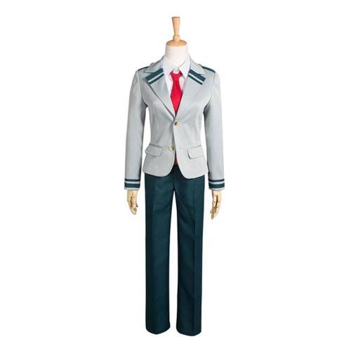 Boku no Hero Academia My Hero Academia Izuku Schuluniform Cosplay Kostüm für Herren