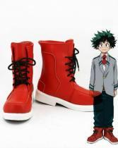 Boku no Hero Academia My Hero Academia Izuku Stiefel Cosplay Schuhe