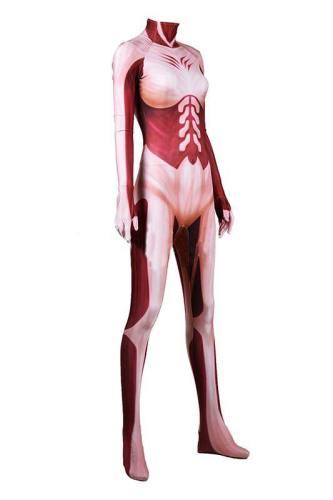 Shingeki no Kyojin Attack on Titan Jumpsuit Cosplay Kostüm