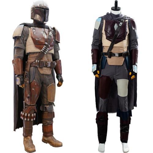 Star Wars The Mandalorian Cosplay Kostüm Version 2