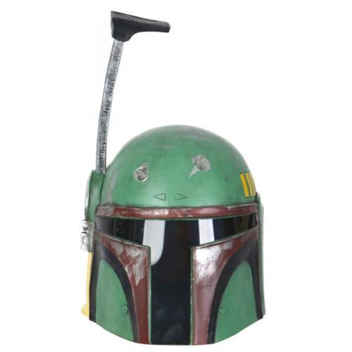 The Mandalorian Boba Fett Maske Cosplay Latex Helm Kopfbedeckung