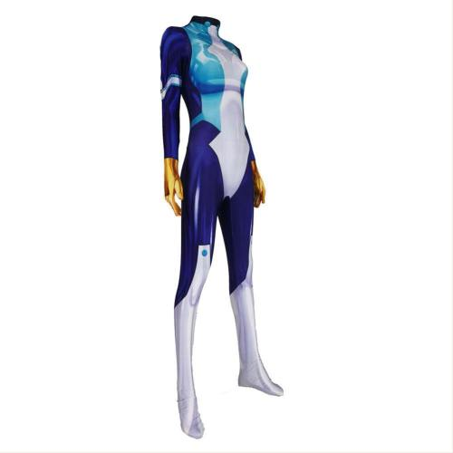 My Hero Academia Boku no Hero Academia Hadou Nejire Cosplay Kostüm Jumpsuit für Damen