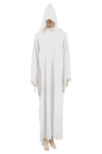 Star Wars Prinzessin Leia Organa Cosplay Kostüm Weiß