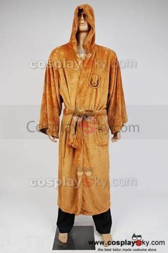 Star Wars Jedi Knight Bath Robe Bademantel Cosplay Kostüm