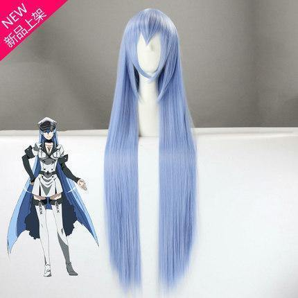 Akame ga KILL! Esdeath Empire General Apparel Kleidung Cosplay Kostüm