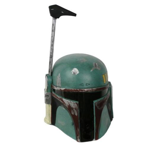 Star Wars Kopfgeldjäger Boba Fett Helm Kopfbedeckung Cosplay Halloween PVC Helm Requisite