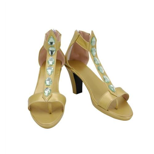 Aladdin Princess Prinzessin Jasmine Schuhe Cosplay Schuhe