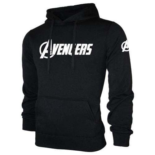 Avengers Endgame Hoode Sweatshirt Pullover mit Kaputze Print für Erwachsene Unisex