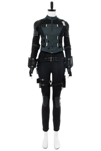 Avengers 3 : Infinity War Natasha Romanoff alias Black Widow Cosplay Kostüm