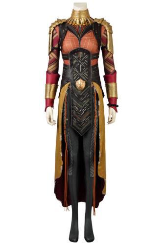 Black Panther Avengers Infinity War Okoye Cosplay Kostüm
