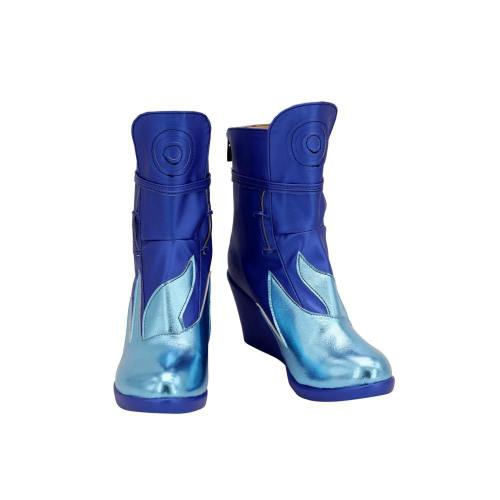 Descendants 3 Mal Stiefel Schuhe Cosplay Schuhe