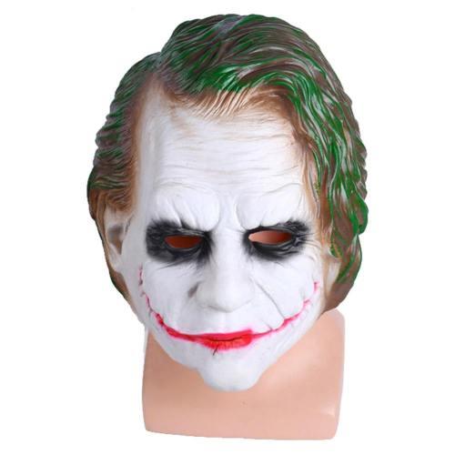 Batman The Joker Cosplay Maske The Dark Knight Halloween Karneval Cosplay