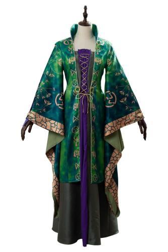 Winifred Sanderson Kostüm Hocus Pocus Sanderson Cosplay Kostüm