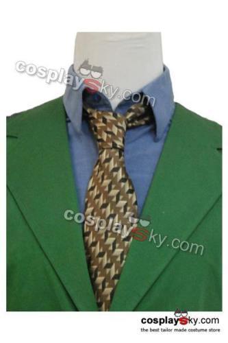 Batman Dark Knight Joker Cosplay Kostüm Krawatte Requisite