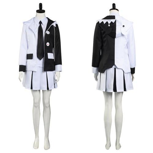 Danganronpa Monokuma Uniform Cosplay Kostüm Schuluniform