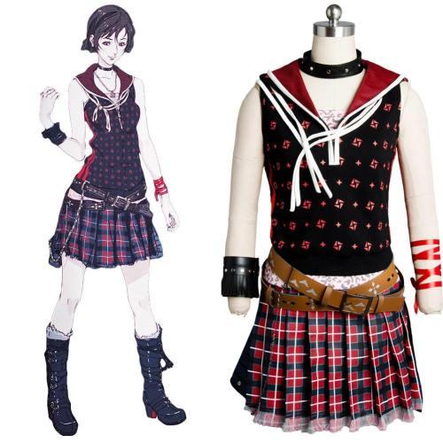 Final Fantasy XV FF 15 Iris Amicitia Outfit Cosplay Kostüm