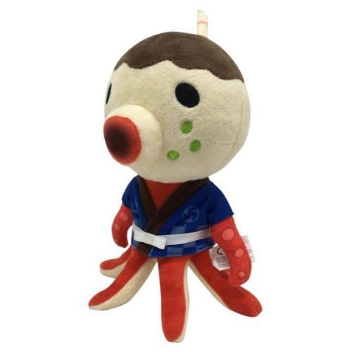 21cm Animal Crossing Zucker Takoya Puppe Plüsche Puppe als Geschenk