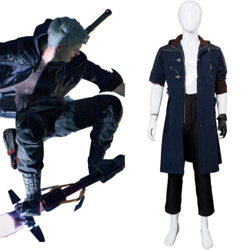 Devil May Cry V-nero (Beschädigte Version) Cosplay Kostüm