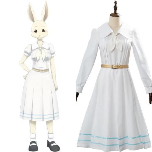 BEASTARS Haru Cherryton Academy Kleid Cosplay Kostüm