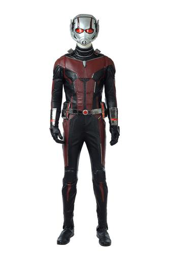 Ant-man and the Wasp Ant-Man Cosplay Kostüm Superhero jumpsuit für Halloween Karnival Mottoparty