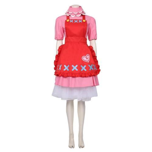 Animal Crossing Reece Cosplay Kostüm Halloween Karneval Kostüm