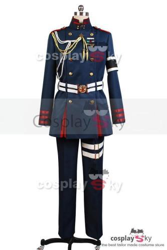 Seraph of the End Guren Ichinose Uniform Cosplay Kostüm