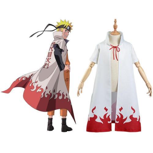 Kinder NARUTO Minato Namikaze Kostüm Kinder Cosplay Halloween Karneval Kostüm