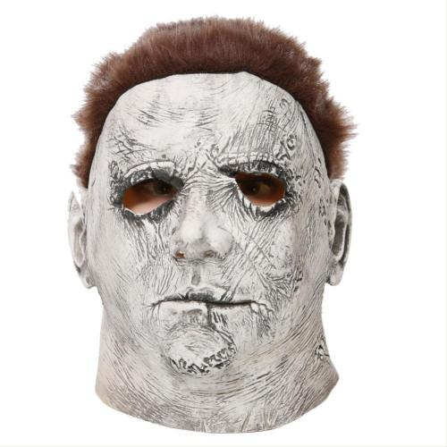 Horror Film Halloween Michael Myers Cosplay Maske für Karneval Mottoparty