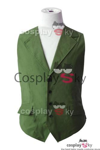 Batman Dark Knight Joker grün Weste Cosplay Kostüm 1 Weste