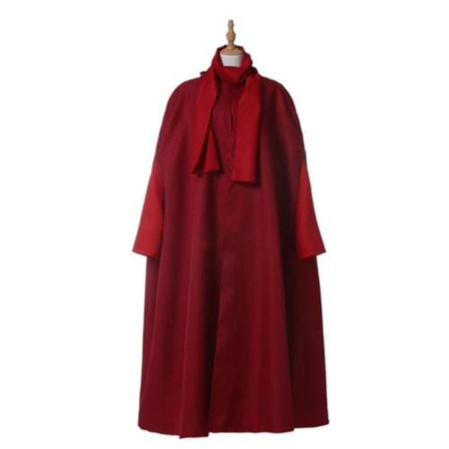 The Handmaid's Tale – Der Report der Magd Cosplay Handmaid Offrod Damen Kostüm Kleid
