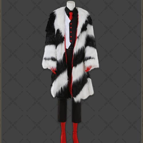Divus Crewel Twisted Wonderland Divus Cosplay Kostüm Set